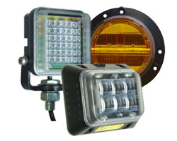 Automotive - Directional Vehicle Lighting