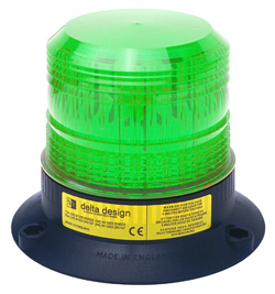 Husky Xenon Beacon - Green