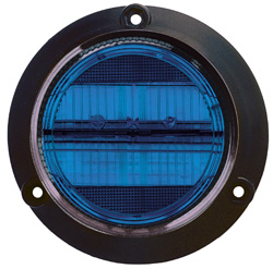 Mayday Synchronisable Beacon - Blue 10-30V