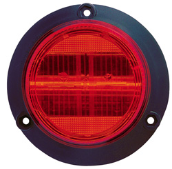 Mayday Synchronisable Beacon - Red 10-30V