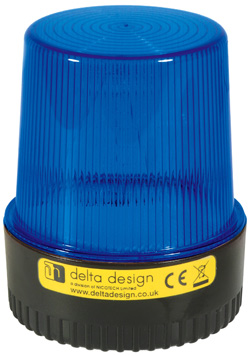 LT Xenon 5W Beacon - Blue 12V