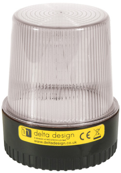 LT Xenon 5W Beacon - Clear 24V