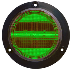 Mayday Synchronisable Beacon - Green 10-30V